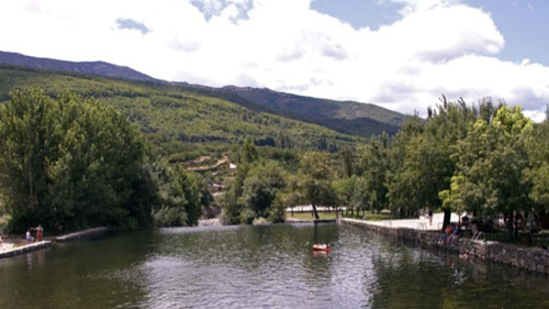Piscina Natural el Nogalón - Valle del Jerte