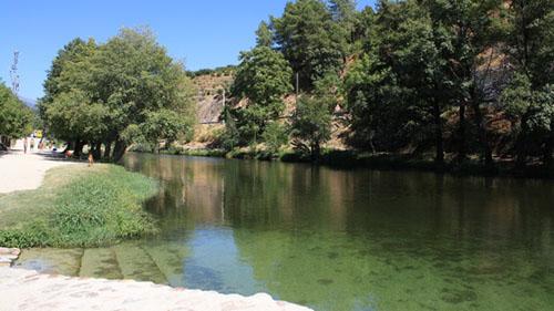 Piscina natural el pilar - Valle del Jerte