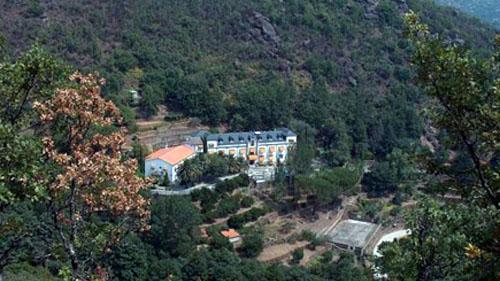 Ruta por el convento de cabezuela del valle.