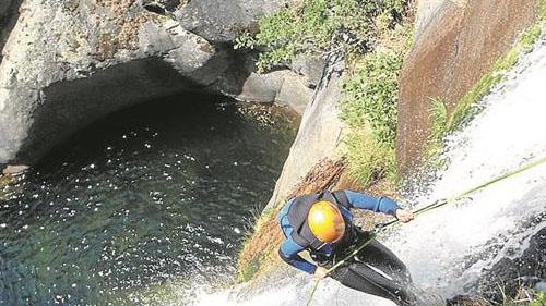 Garganta de los Papuos - Valle del Jerte