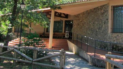 Centro de Recepción de visitantes Garganta de los Infiernos