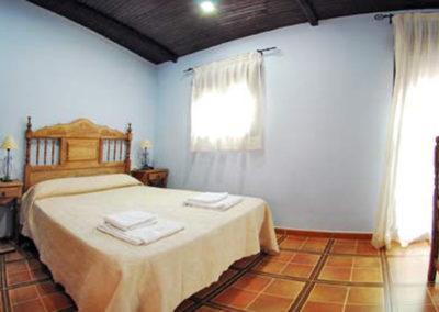 Apartamento Alto Valle del Jerte - Detalle habitación principal