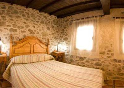 Apartamento Bajo Valle del Jerte - Detalle Habitación Principal
