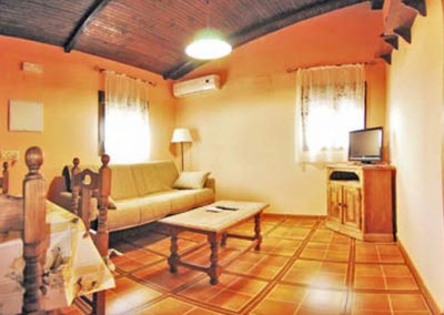 Apartamento Alto Valle del Jerte - Detalle salón