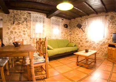 Apartamento Bajo Valle del Jerte - Detalle salón
